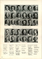 Page 32, 1949 Edition, Pontiac Senior High School - Quiver Yearbook (Pontiac, MI) online yearbook collection