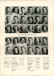 Page 34, 1949 Edition, Pontiac Senior High School - Quiver Yearbook (Pontiac, MI) online yearbook collection