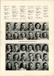Page 35, 1949 Edition, Pontiac Senior High School - Quiver Yearbook (Pontiac, MI) online yearbook collection
