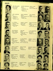 Page 14, 1956 Edition, Pontiac Senior High School - Quiver Yearbook (Pontiac, MI) online yearbook collection