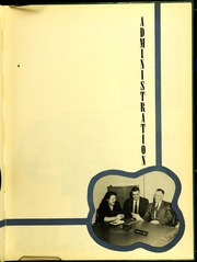Page 9, 1956 Edition, Pontiac Senior High School - Quiver Yearbook (Pontiac, MI) online yearbook collection