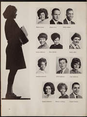 Page 14, 1965 Edition, Pontiac Senior High School - Quiver Yearbook (Pontiac, MI) online yearbook collection