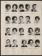 Page 16, 1965 Edition, Pontiac Senior High School - Quiver Yearbook (Pontiac, MI) online yearbook collection