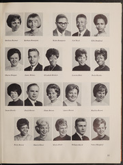 Page 17, 1965 Edition, Pontiac Senior High School - Quiver Yearbook (Pontiac, MI) online yearbook collection