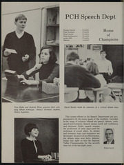 Page 16, 1966 Edition, Pontiac Senior High School - Quiver Yearbook (Pontiac, MI) online yearbook collection