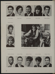 Page 22, 1966 Edition, Pontiac Senior High School - Quiver Yearbook (Pontiac, MI) online yearbook collection