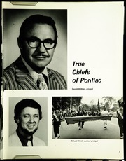 Page 11, 1973 Edition, Pontiac Senior High School - Quiver Yearbook (Pontiac, MI) online yearbook collection