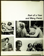 Page 6, 1973 Edition, Pontiac Senior High School - Quiver Yearbook (Pontiac, MI) online yearbook collection