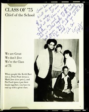 Page 13, 1975 Edition, Pontiac Senior High School - Quiver Yearbook (Pontiac, MI) online yearbook collection