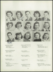 Page 36, 1943 Edition, East Bakersfield High School - Sierran Yearbook (Bakersfield, CA) online yearbook collection
