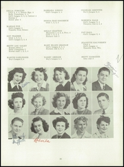 Page 37, 1943 Edition, East Bakersfield High School - Sierran Yearbook (Bakersfield, CA) online yearbook collection