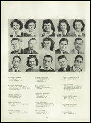 Page 38, 1943 Edition, East Bakersfield High School - Sierran Yearbook (Bakersfield, CA) online yearbook collection