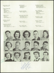 Page 39, 1943 Edition, East Bakersfield High School - Sierran Yearbook (Bakersfield, CA) online yearbook collection
