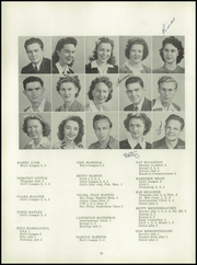 Page 40, 1943 Edition, East Bakersfield High School - Sierran Yearbook (Bakersfield, CA) online yearbook collection