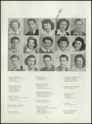 Page 42, 1943 Edition, East Bakersfield High School - Sierran Yearbook (Bakersfield, CA) online yearbook collection