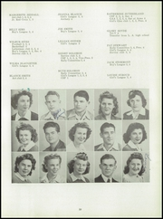 Page 43, 1943 Edition, East Bakersfield High School - Sierran Yearbook (Bakersfield, CA) online yearbook collection