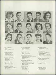 Page 44, 1943 Edition, East Bakersfield High School - Sierran Yearbook (Bakersfield, CA) online yearbook collection