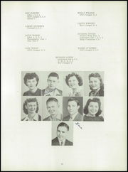 Page 45, 1943 Edition, East Bakersfield High School - Sierran Yearbook (Bakersfield, CA) online yearbook collection