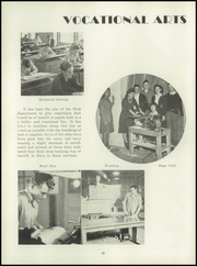 Page 52, 1943 Edition, East Bakersfield High School - Sierran Yearbook (Bakersfield, CA) online yearbook collection