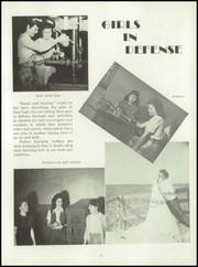 Page 75, 1943 Edition, East Bakersfield High School - Sierran Yearbook (Bakersfield, CA) online yearbook collection