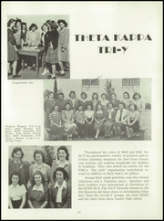Page 77, 1943 Edition, East Bakersfield High School - Sierran Yearbook (Bakersfield, CA) online yearbook collection