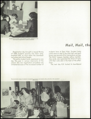 Page 12, 1955 Edition, East Bakersfield High School - Sierran Yearbook (Bakersfield, CA) online yearbook collection