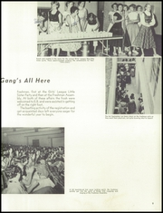 Page 13, 1955 Edition, East Bakersfield High School - Sierran Yearbook (Bakersfield, CA) online yearbook collection
