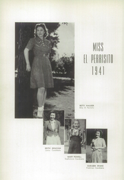Page 10, 1941 Edition, Perris High School - El Perrisito Yearbook (Perris, CA) online yearbook collection