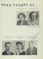 Page 17, 1946 Edition, Perris High School - El Perrisito Yearbook (Perris, CA) online yearbook collection