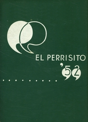 1952 Edition, Perris High School - El Perrisito Yearbook (Perris, CA)