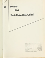 Page 5, 1964 Edition, Perris High School - El Perrisito Yearbook (Perris, CA) online yearbook collection