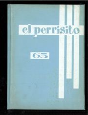 1965 Edition, Perris High School - El Perrisito Yearbook (Perris, CA)
