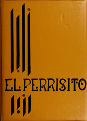 1968 Edition, Perris High School - El Perrisito Yearbook (Perris, CA)