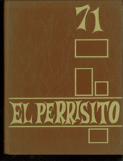 1971 Edition, Perris High School - El Perrisito Yearbook (Perris, CA)