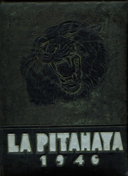 Martin High School - La Pitahaya Yearbook (Laredo, TX) online yearbook collection, 1946 Edition, Page 1
