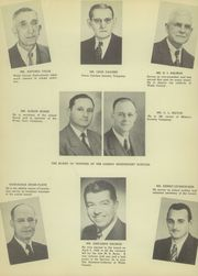 Page 16, 1947 Edition, Martin High School - La Pitahaya Yearbook (Laredo, TX) online yearbook collection