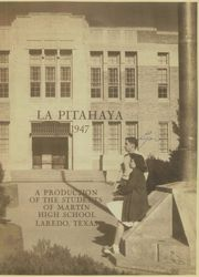 Page 5, 1947 Edition, Martin High School - La Pitahaya Yearbook (Laredo, TX) online yearbook collection