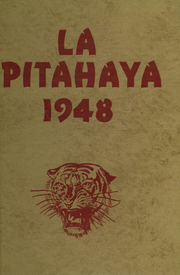 Martin High School - La Pitahaya Yearbook (Laredo, TX) online yearbook collection, 1948 Edition, Page 1