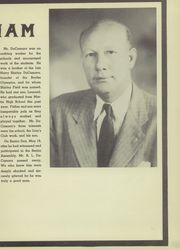 Page 11, 1949 Edition, Martin High School - La Pitahaya Yearbook (Laredo, TX) online yearbook collection