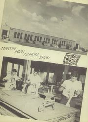 Page 14, 1949 Edition, Martin High School - La Pitahaya Yearbook (Laredo, TX) online yearbook collection