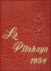 Martin High School - La Pitahaya Yearbook (Laredo, TX) online yearbook collection, 1954 Edition, Page 1