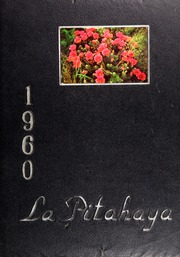 Martin High School - La Pitahaya Yearbook (Laredo, TX) online yearbook collection, 1960 Edition, Page 1