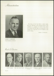 Page 10, 1941 Edition, Clifford J Scott High School - Tartan Yearbook (East Orange, NJ) online yearbook collection