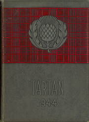 1944 Edition, Clifford J Scott High School - Tartan Yearbook (East Orange, NJ)