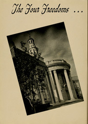 Page 6, 1944 Edition, Clifford J Scott High School - Tartan Yearbook (East Orange, NJ) online yearbook collection