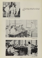 Page 10, 1958 Edition, Clifford J Scott High School - Tartan Yearbook (East Orange, NJ) online yearbook collection