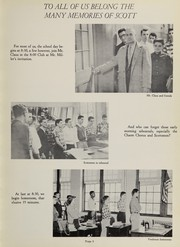 Page 9, 1958 Edition, Clifford J Scott High School - Tartan Yearbook (East Orange, NJ) online yearbook collection