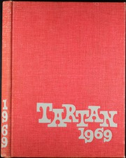 1969 Edition, Clifford J Scott High School - Tartan Yearbook (East Orange, NJ)