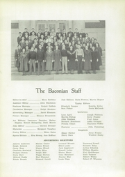 Page 17, 1937 Edition, Bridgeton High School - Baconian Yearbook (Bridgeton, NJ) online yearbook collection