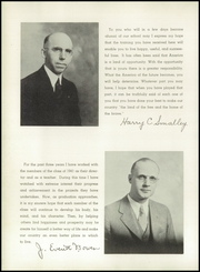 Page 12, 1941 Edition, Bridgeton High School - Baconian Yearbook (Bridgeton, NJ) online yearbook collection